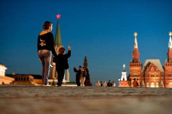 Roter Platz in Moskau - © Dirk Brzoska