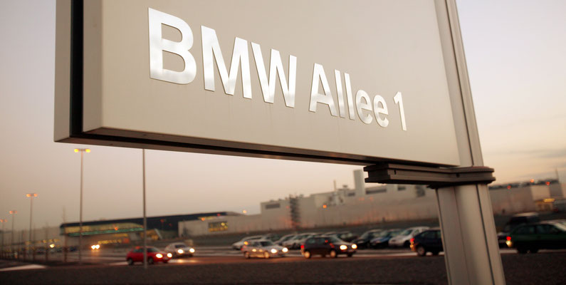 BMW Werk Leipzig © Dirk Brzoska