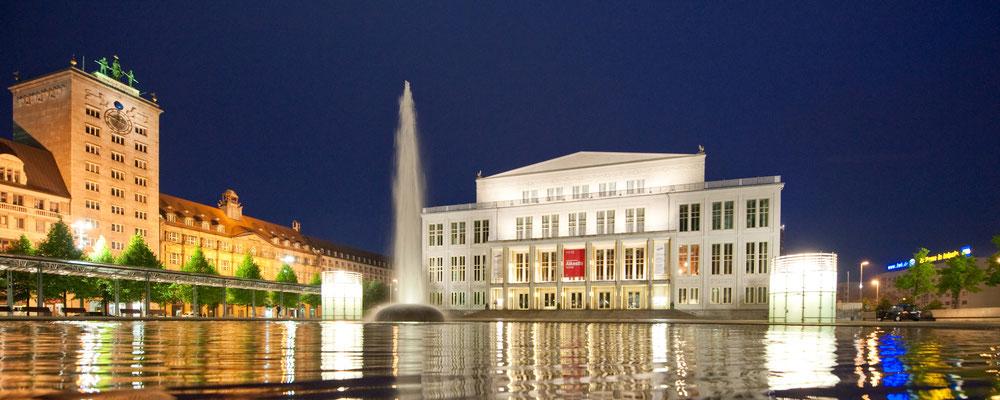 Oper Leipzig -  © Dirk Brzoska