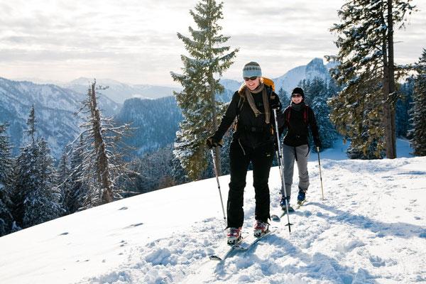 Skitour auf den Unternberg