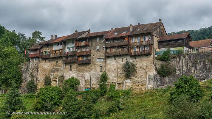 Moudon (Kanton Waadt, Schweiz)