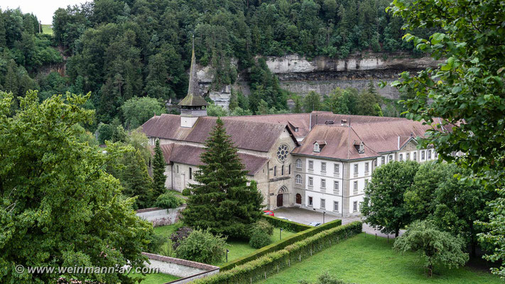 Abtei Hauterive (Zisterzienserabtei, Kanton Freiburg, Schweiz)