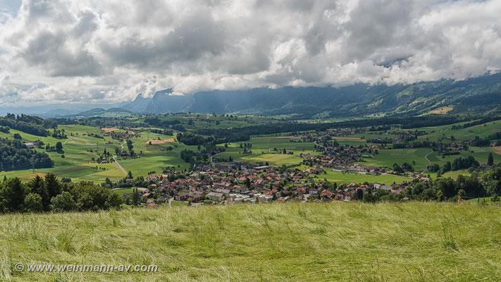 Wattenwil (Kanton Bern, Schweiz)