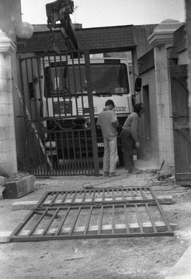Le portail, Musée des Métiers