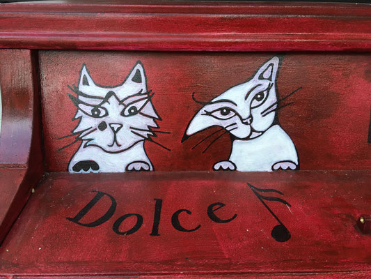 Dolce means sweet, cause just look at them!
