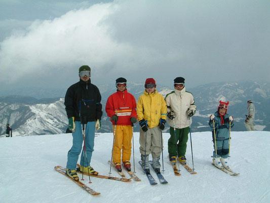 2005年 ハチ北