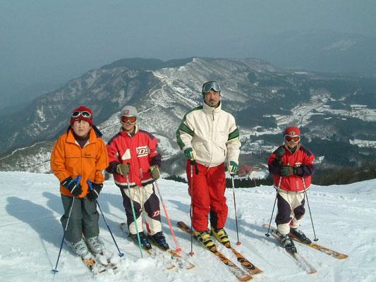 2004年 ハチ北