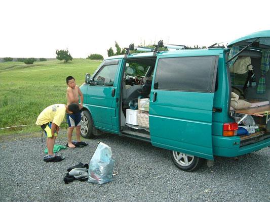 伊勢 国府の浜 2003年
