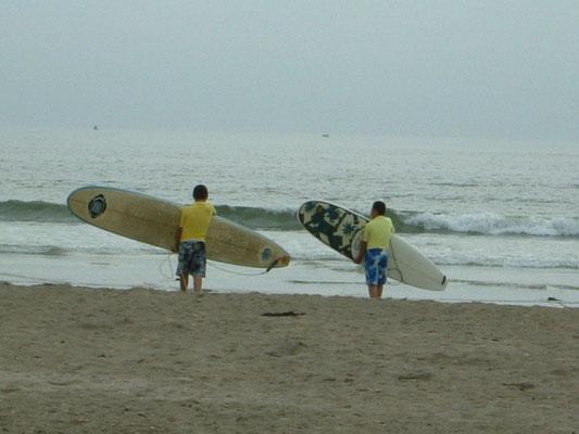 レッツサーフィン!
