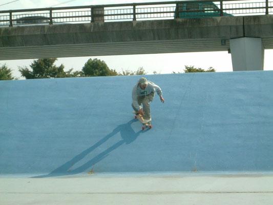 深北緑地 波の広場 2003