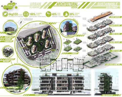 Architectural Design - © A. Pea