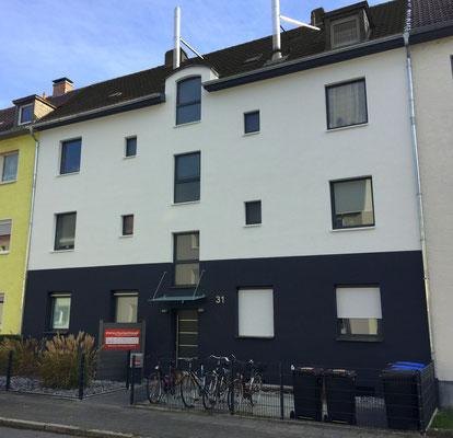 Fassade Hamm-Mitte (NACHHER)
