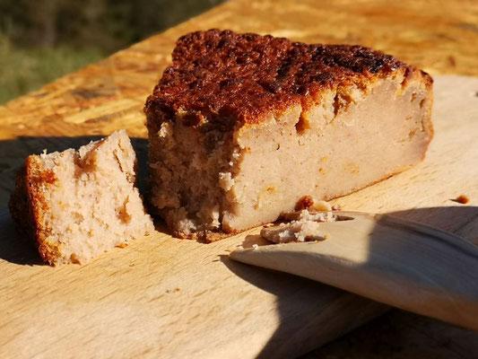 Korsischer Maronenkuchen