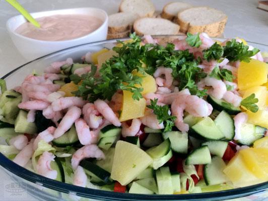Norwegischer Salat