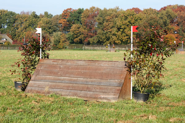 eventing Cross-country hindernis gelände sprong fence crosshindernis cross paard jump obstacle horse paard pferd pony hindernisse stijl