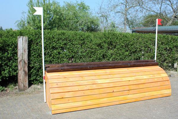 eventing Cross-country hindernis gelände sprong fence crosshindernis cross paard jump obstacle horse paard pferd pony hindernisse rolltop verstelbaar