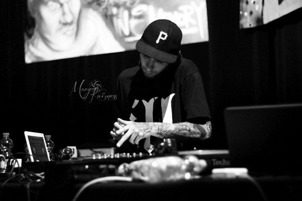 DJ Plash Ghetto Soul Mannheim by Mary Kwizness