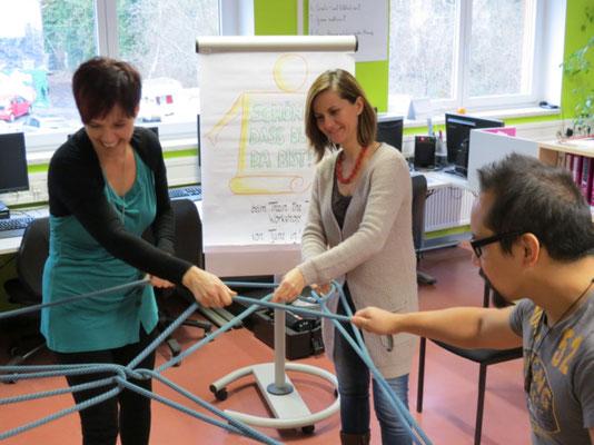 Train the Trainer workshop in Steyr