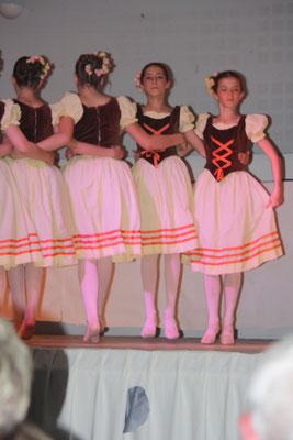 chorégraphie danse ballet
