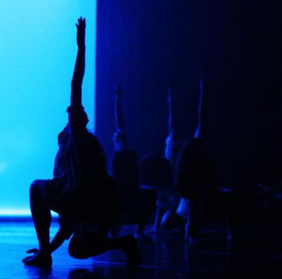 Danse modern jazz Pau Gan