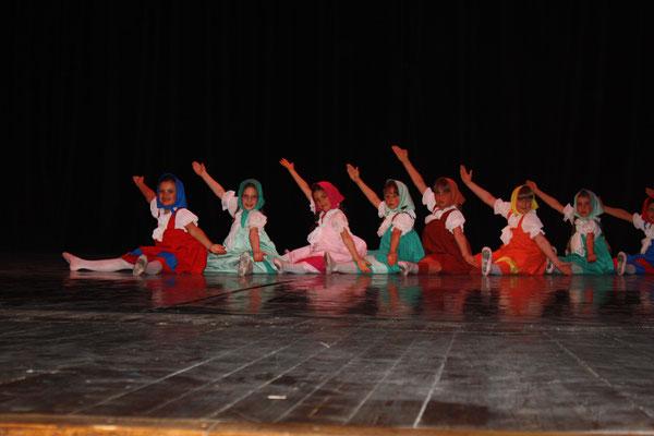 danse fille 64