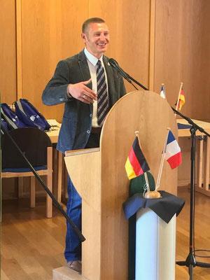 Gersfeld und Bellegarde - Deutsch-Franzsösische Freundschaft