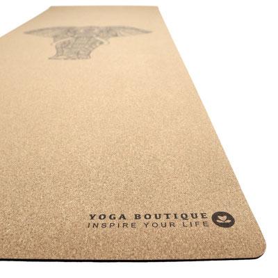 Yogamatte Kork Ganesh
