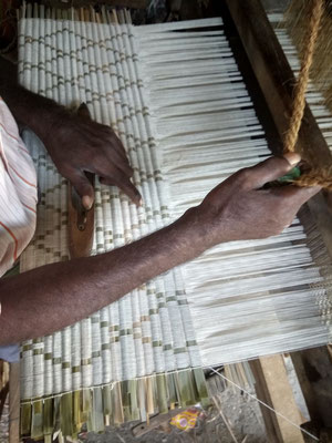 Yogamatte aus Bio Baumwolle