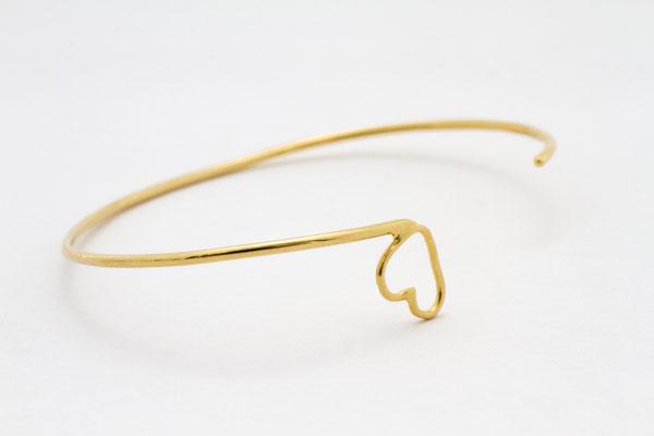 Poesy bracelet
