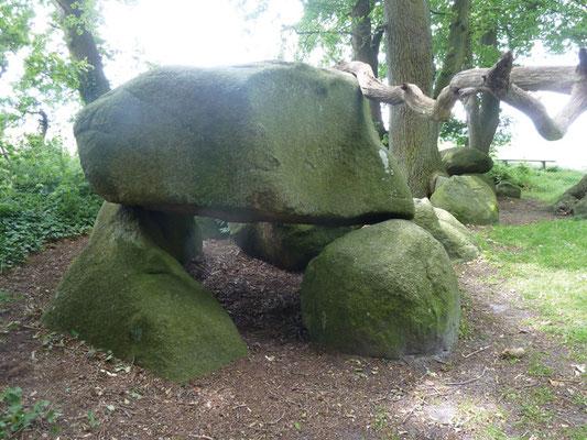Großsteingrab bei Meyenburg