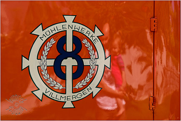 Mühlenwerke Villmergen, Wagen Nr. 8.