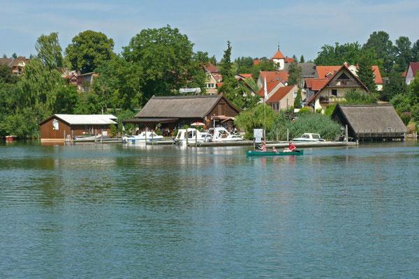 Fischerhütte Zechlin