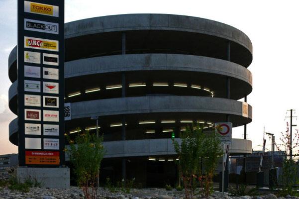 Parkhaus Gais, Aarau