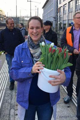 ... Tulpen aus Amsterdam ...?