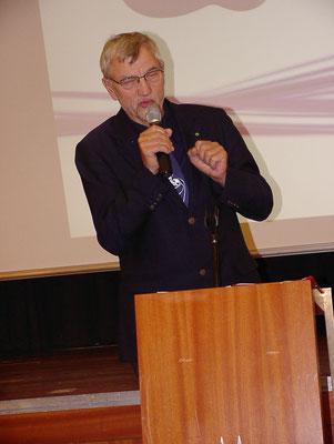 Andreas Hupke, Bezirksbürgermeister   (Foto: Prüser)