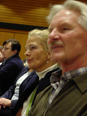 Peter, Beate und Renate, Foto: Prüser