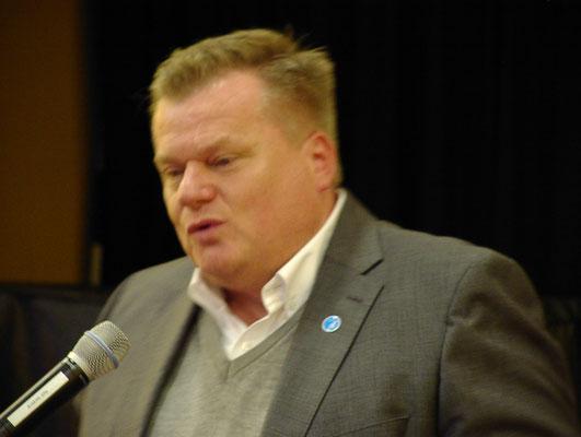 Thomas Schröder, Präsident des Deutschen Tierschutzvereins  (Foto: Prüser)