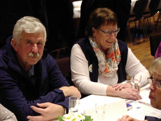 Dieter und Dagmar, Foto: Prüser