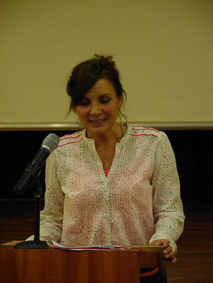 Simone Sombecki  (Foto: Prüser)