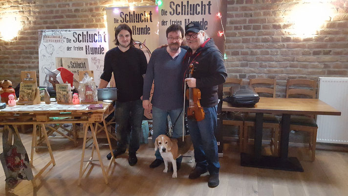 Artem Sergienko, Michael Blechmann, Igor Epstein