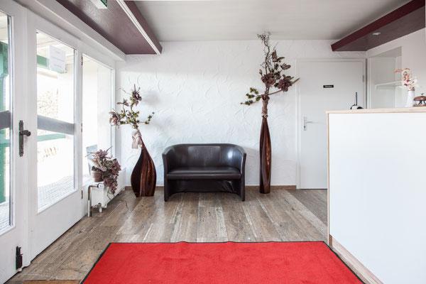 Eingangsbereich / Empfang
