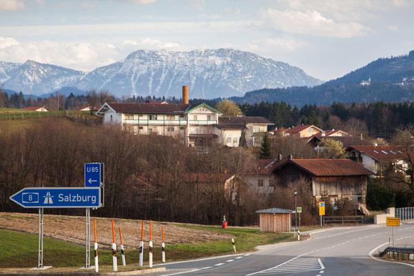 Außenansicht Chiemgau Hotel Viktoria