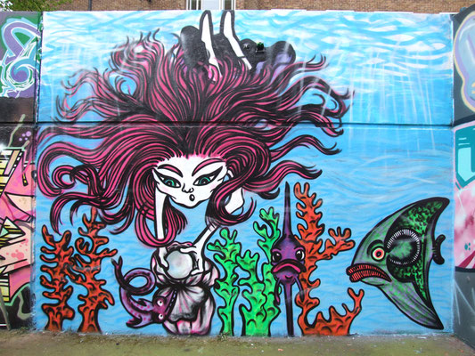Under the Sea, Stockwell, London, 2010