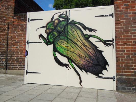 Beatle, The Magic Garden, Battersea, London, 2010