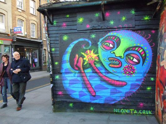 Little Neon, Brick Lane, london, 2012