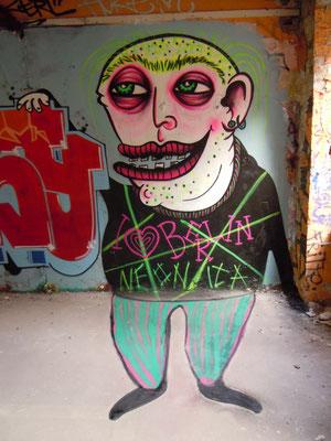 Punk, Berlin, Germany, 2010
