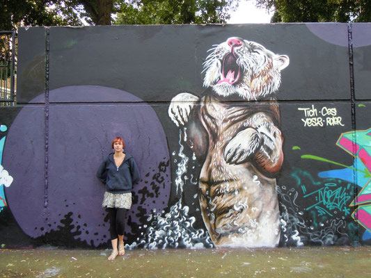 White Tiger, Stockwell, London, 2011