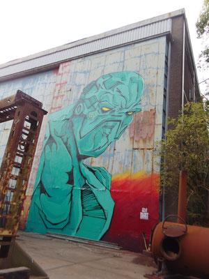 Beer & Paint Fesival, ADM, Amsterdam, 2016