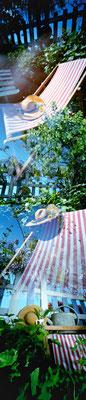 Paresse au jardin, 2010, L37 x H120cm, 2/30 © Annick Maroussy