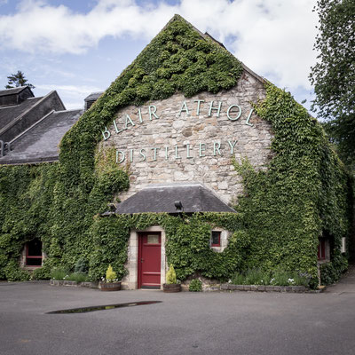 Blair Athol Distillery in Pitlochry